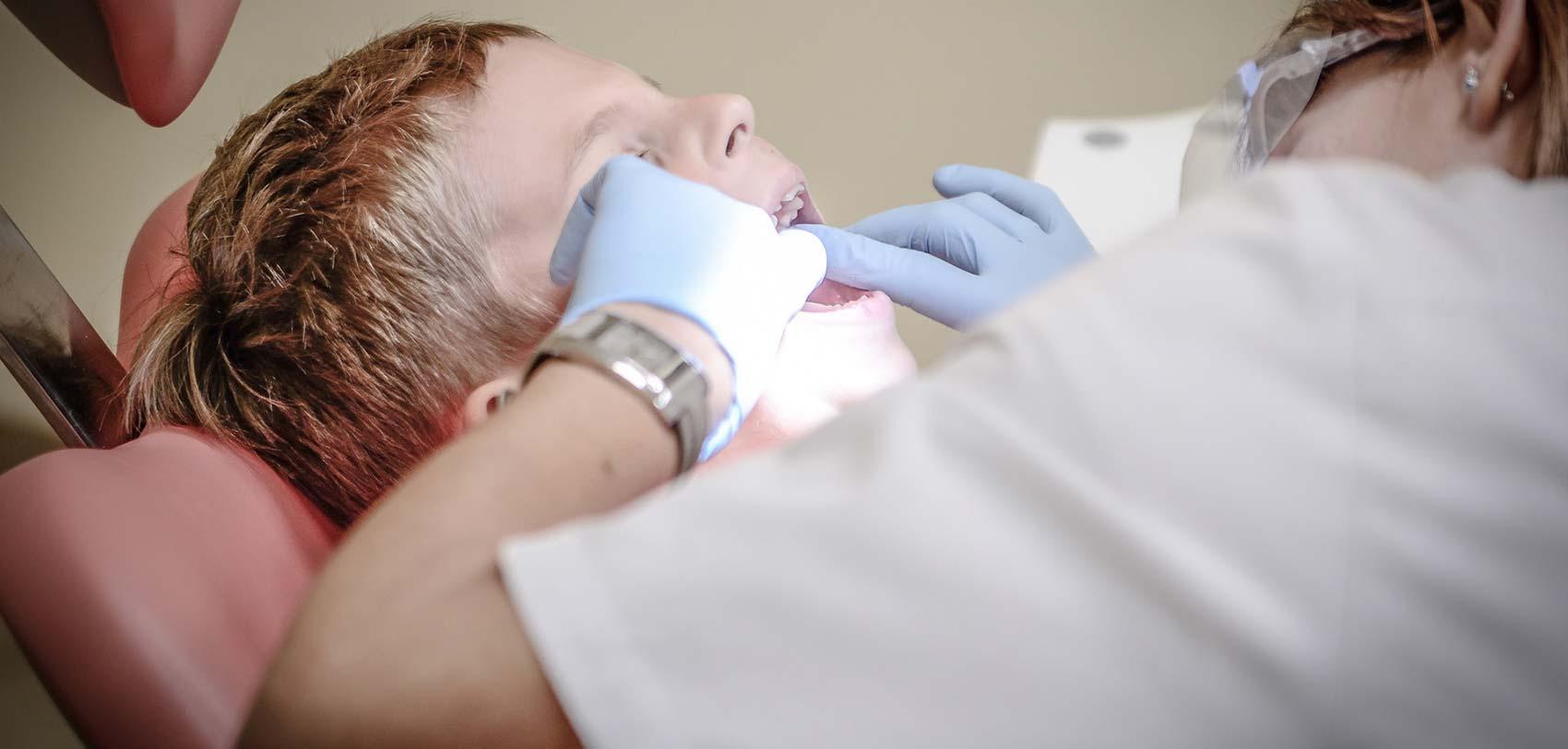 High-Tech Dentistry 3D X-ray
