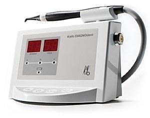 Laser Decay Diagnosis