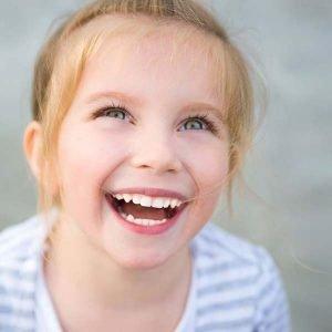 Girl Smiling Kids Dentistry Post Falls,ID