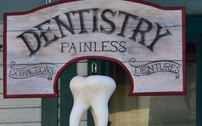 Post-Operative Care: Immediate Dentures